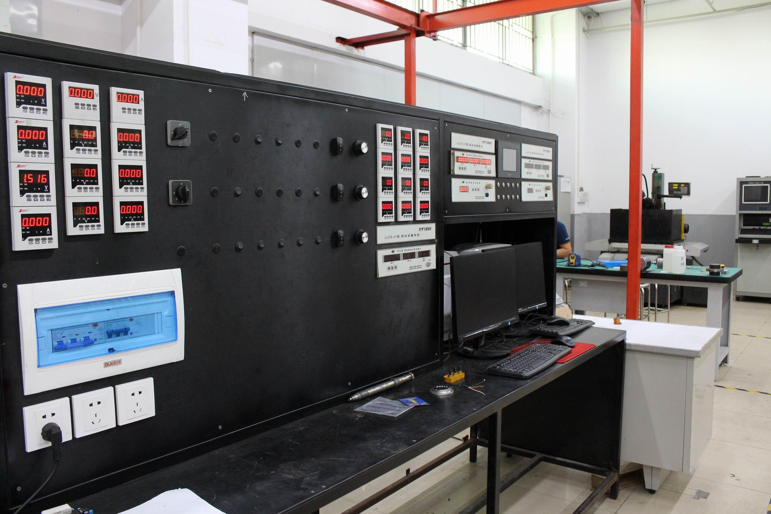 工厂展示 - 工厂展示 - 新能源汽车电力电机,汽车电控